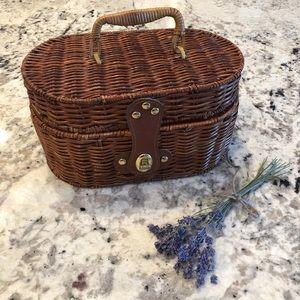 Other - Mini Picnic Basket
